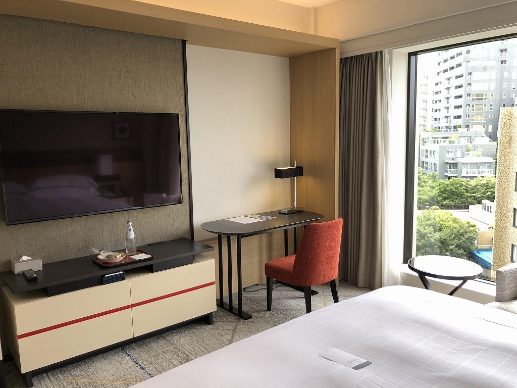シェラトン都ホテル東京 プレミアムフロア スーペリア7