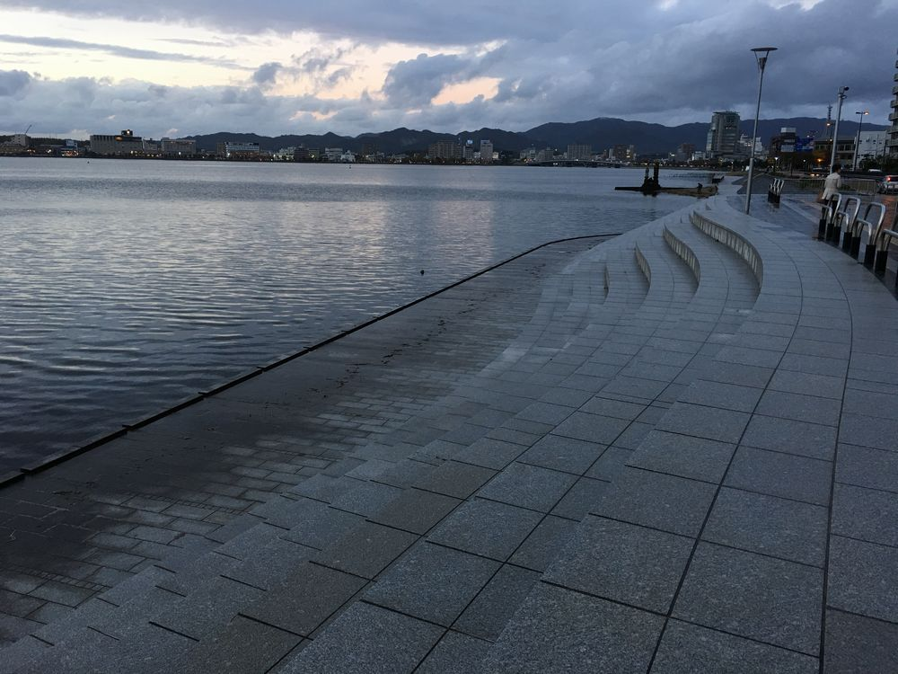 宍道湖のとるぱ