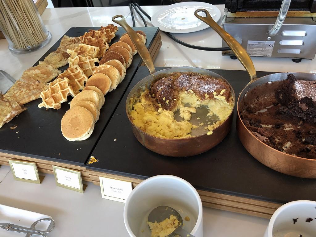 シグニエルソウルの「STAY」で朝食5