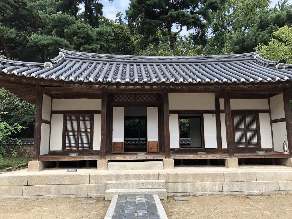 宣陵・靖陵のJaesil/齋室2