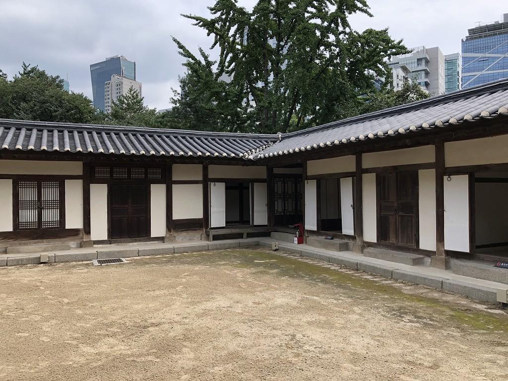 宣陵・靖陵のJaesil/齋室3