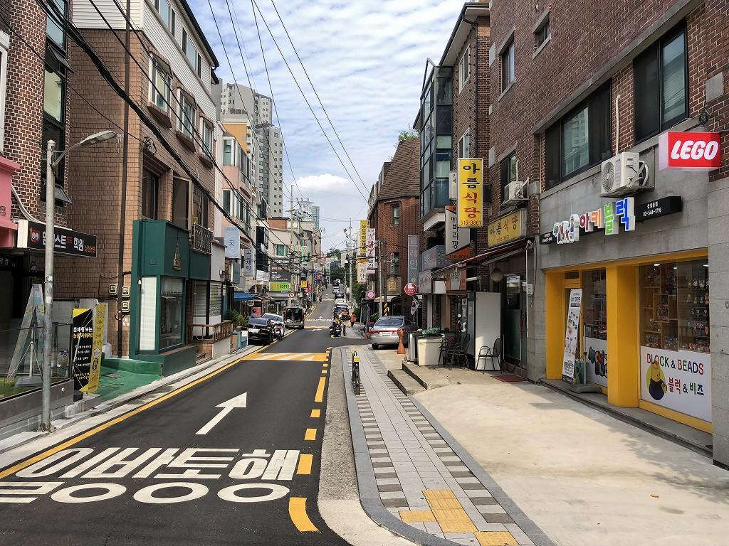 ソウル市内のどこか1