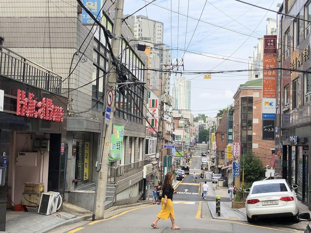 ソウル市内のどこか2