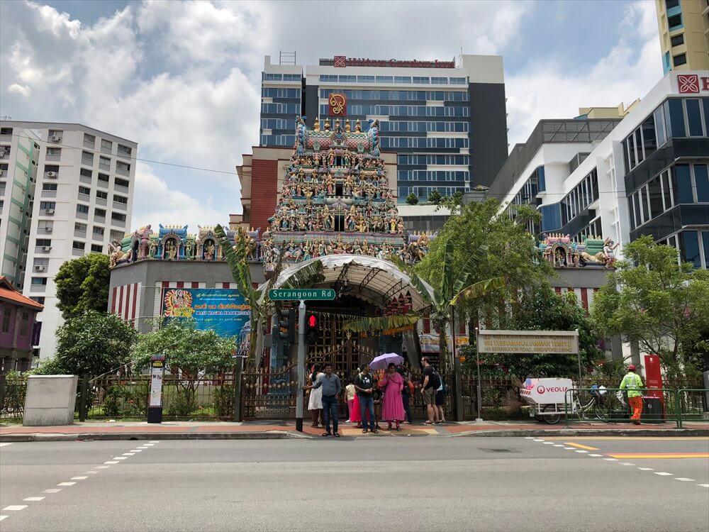 スリ・ヴィラマカリアマン寺院2