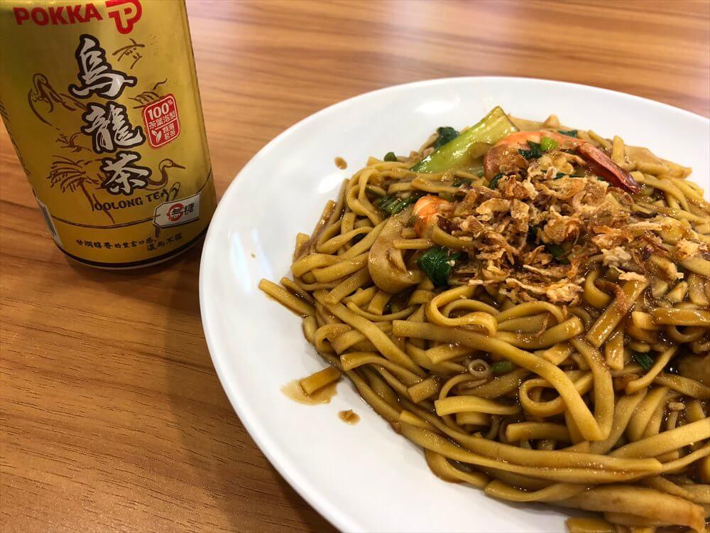 FAR EAST PLAZA(遠東商業中心)の福建麺