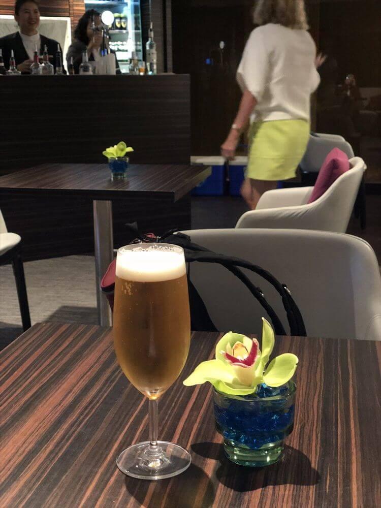 シンガポール マリオット タン プラザ ホテルのカクテルタイム