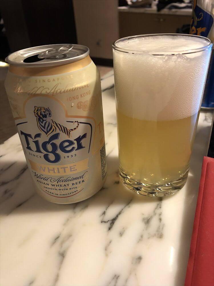 ホワイトタイガービール