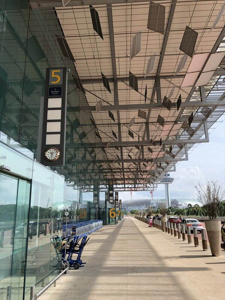 チャンギ空港のターミナル3