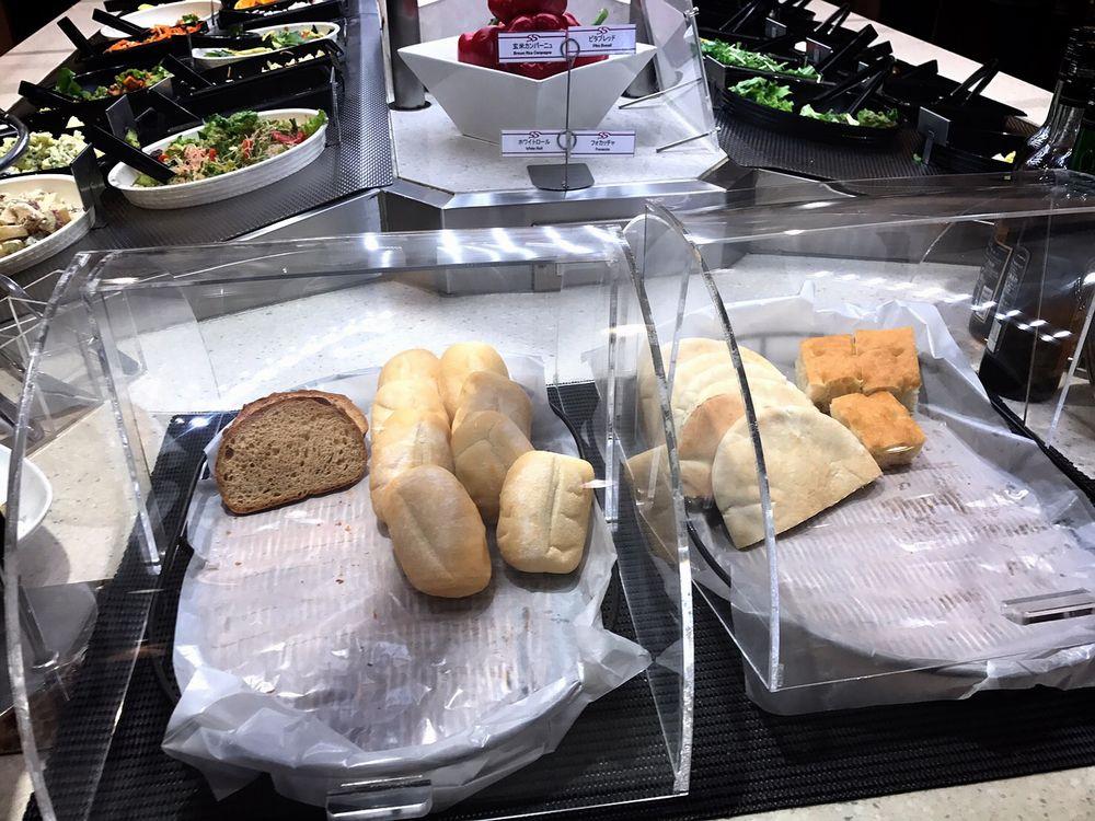 シズラー桜新町店のパン