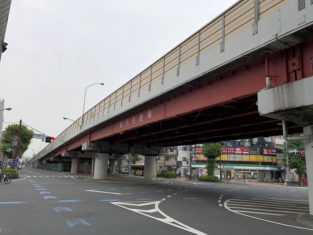 高円寺陸橋