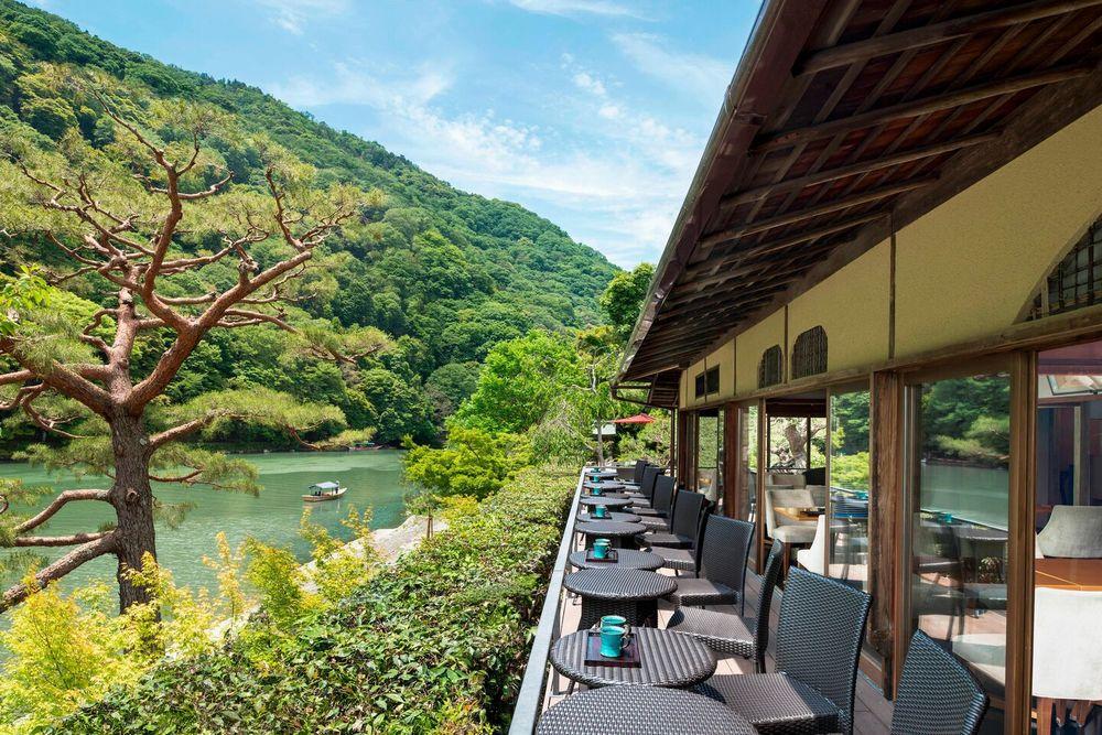 翠嵐ラグジュアリーコレクションホテル京都の茶寮八翠の公式サイトの写真