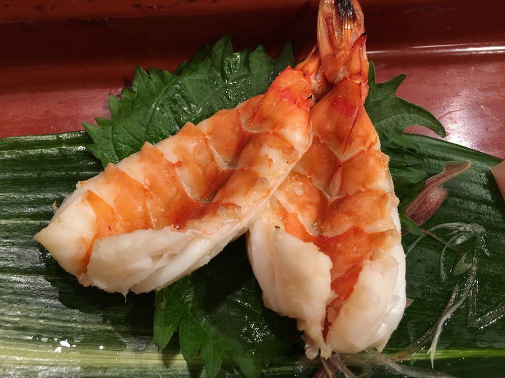 寿司 花一の海老