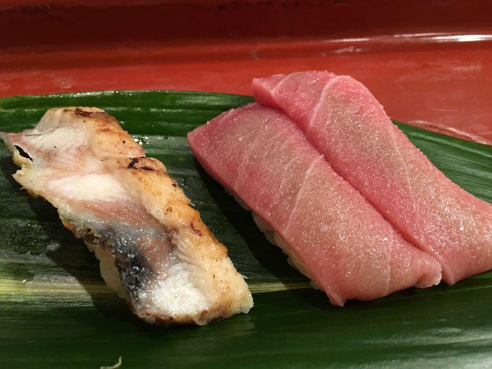 寿司 花一のマグロ