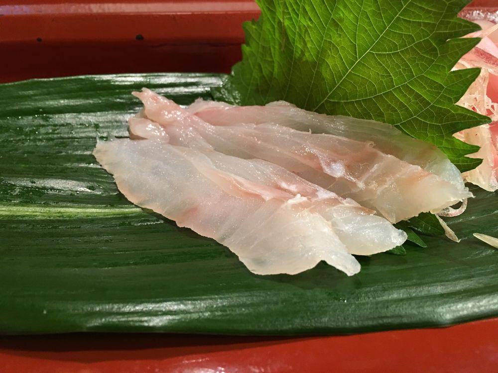 寿司 花一のアカミズ