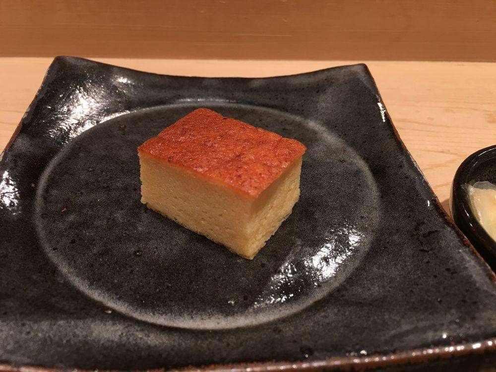 薄野 鮨金の玉子焼き