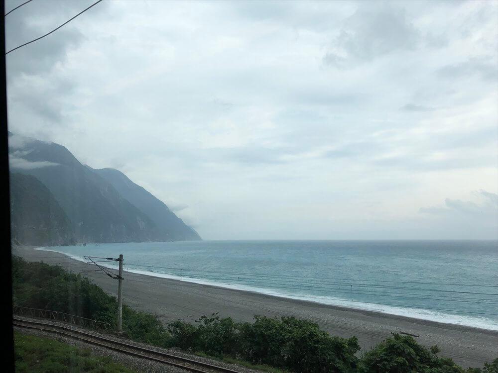 プユマ号からの車窓風景1