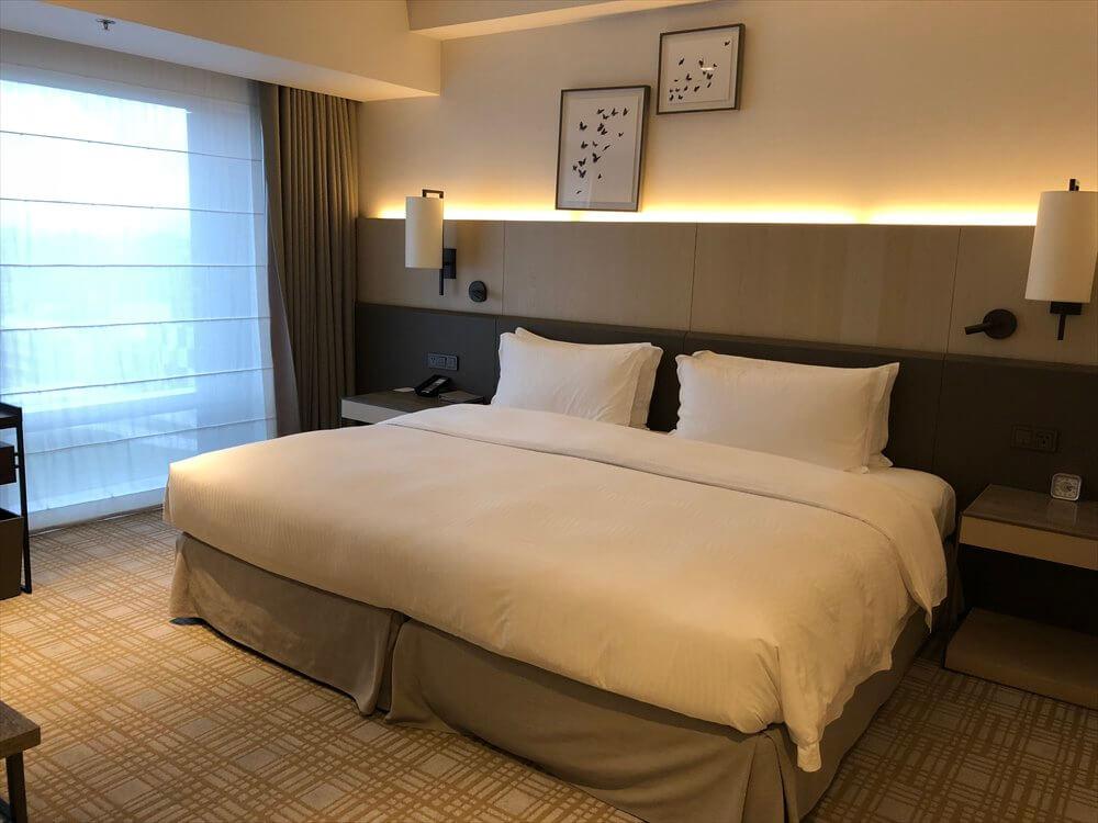 台北マリオットホテルのスイートルーム5