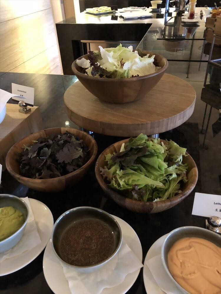 台北マリオットホテルのラウンジのツマミ類9