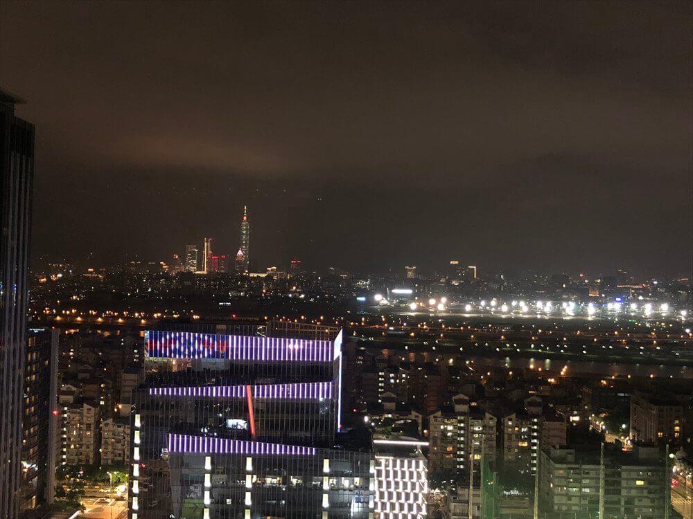 台北のミラマーの観覧車5