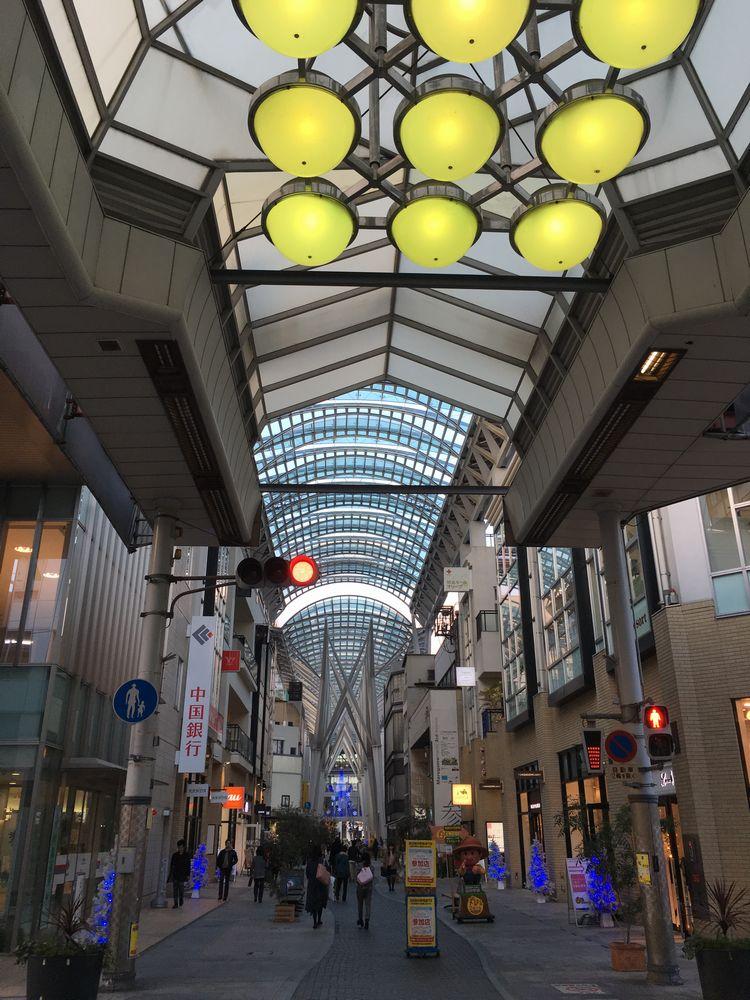 高松丸亀町商店街1