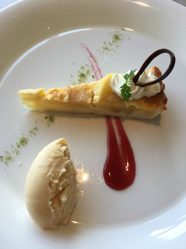 タツヤカワゴエ・ミヤザキのデザート