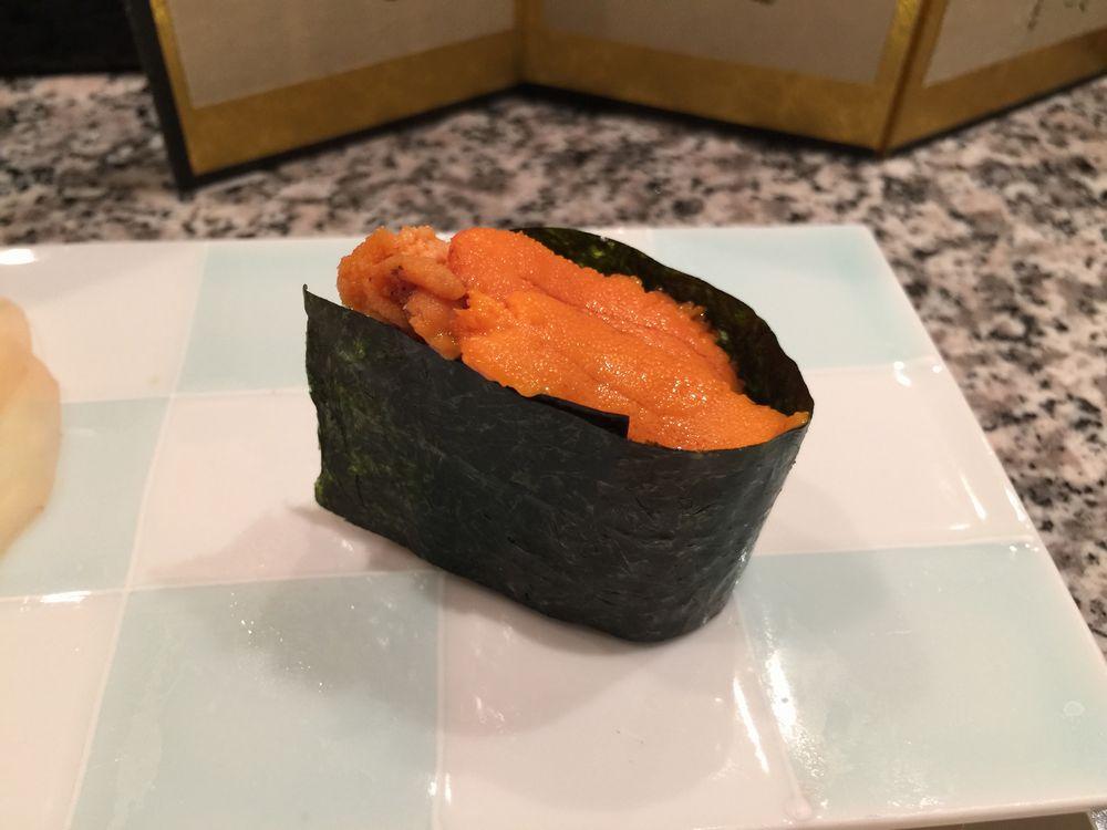 秋田・天駒のバフンウニ
