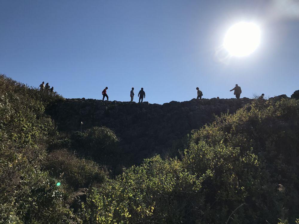 東尋坊の断崖絶壁7