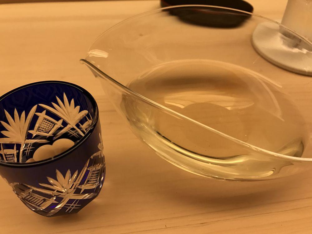 鮨木場谷の日本酒2