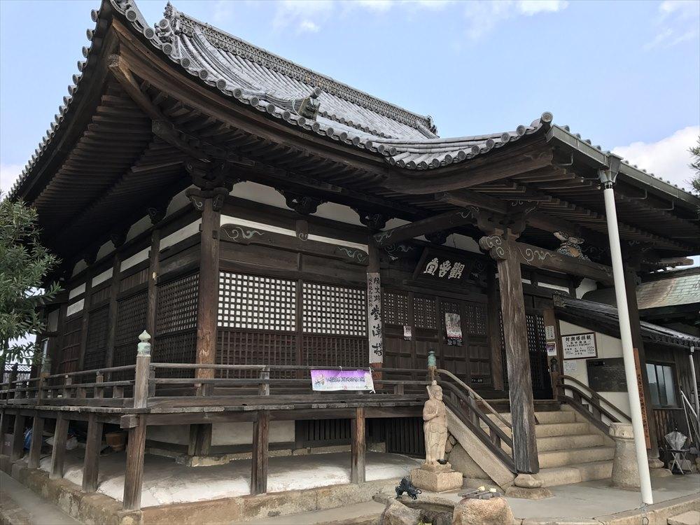 鞆の浦の福禅寺