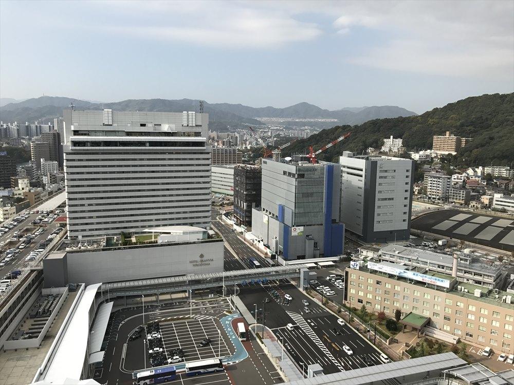 広島駅北口の再開発