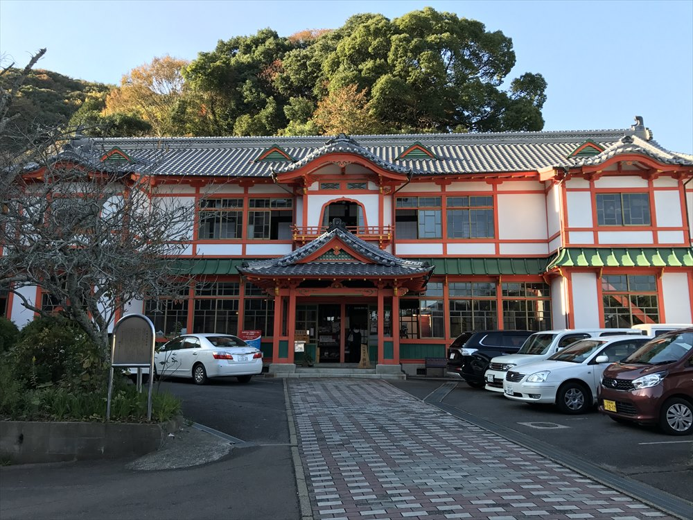 武雄温泉の新館