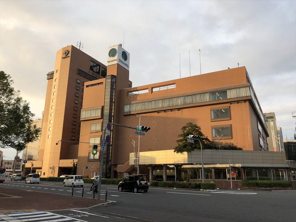 鳥取駅前の大丸