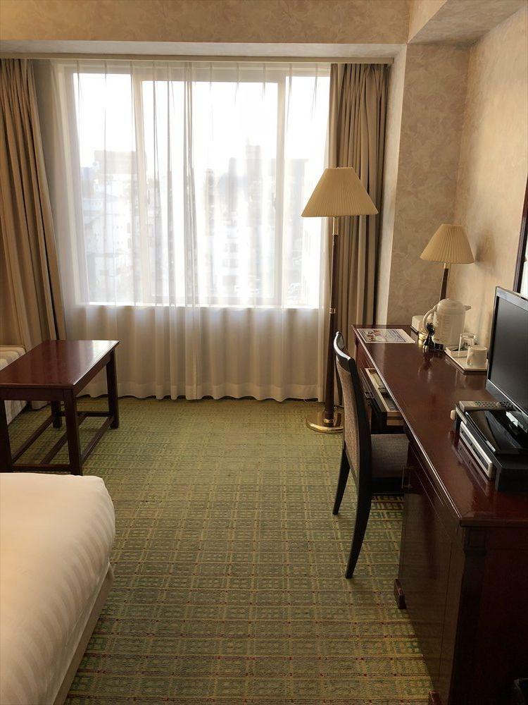 ホテルモナーク鳥取のデラックスシングルルーム2