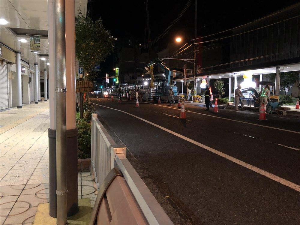 鳥取市内の国道