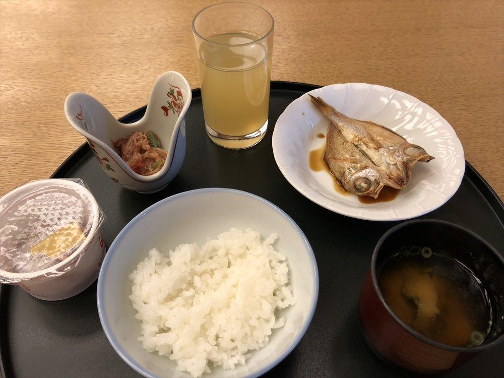 ホテルモナーク鳥取の朝食