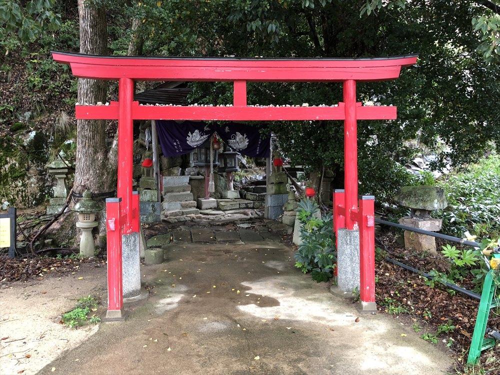 鳥取城の天球丸へ1