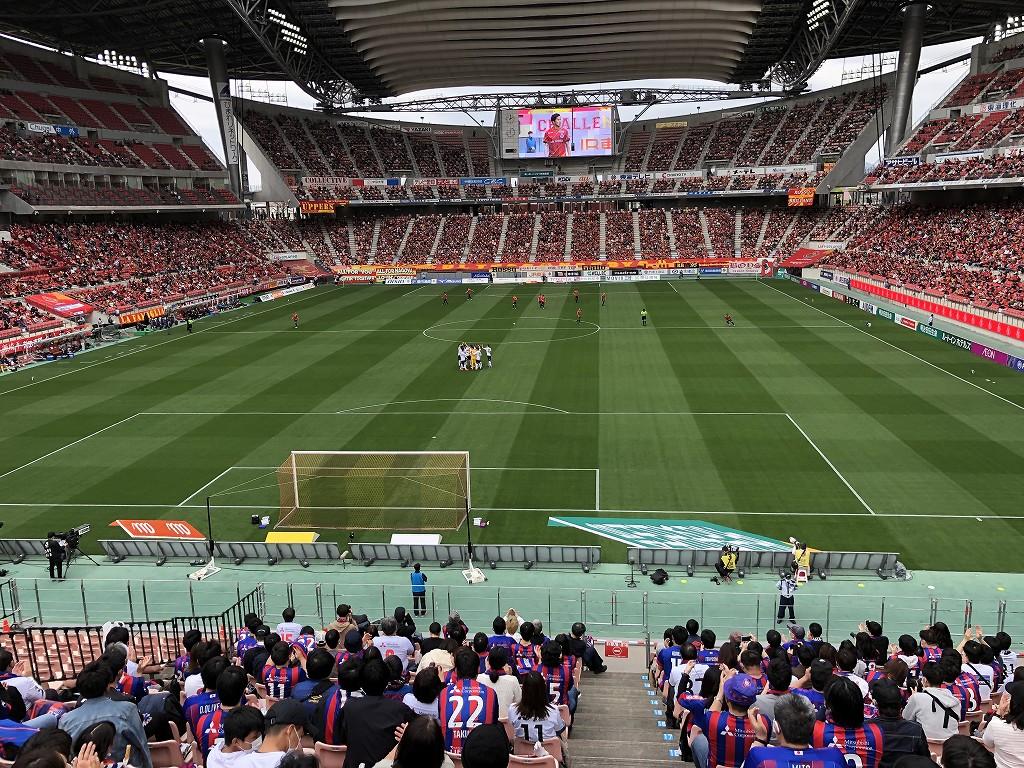 豊田スタジアムの客入り2