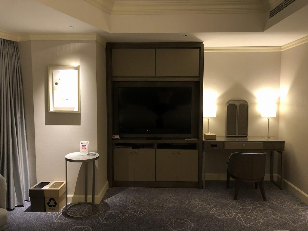 名古屋マリオットアソシアホテルのデラックスツインルーム5