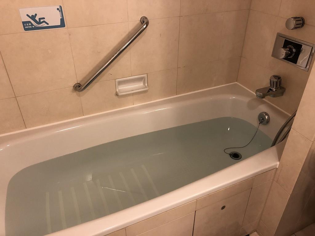 名古屋マリオットアソシアホテルのお風呂