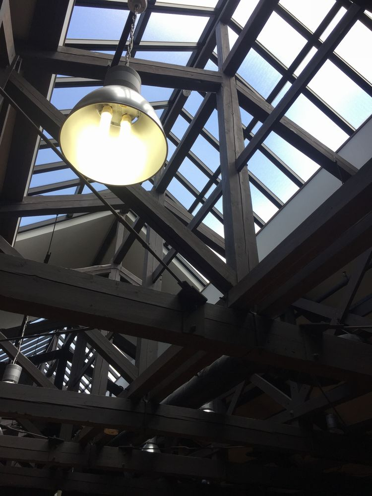 鶴岡まちなかキネマの天井