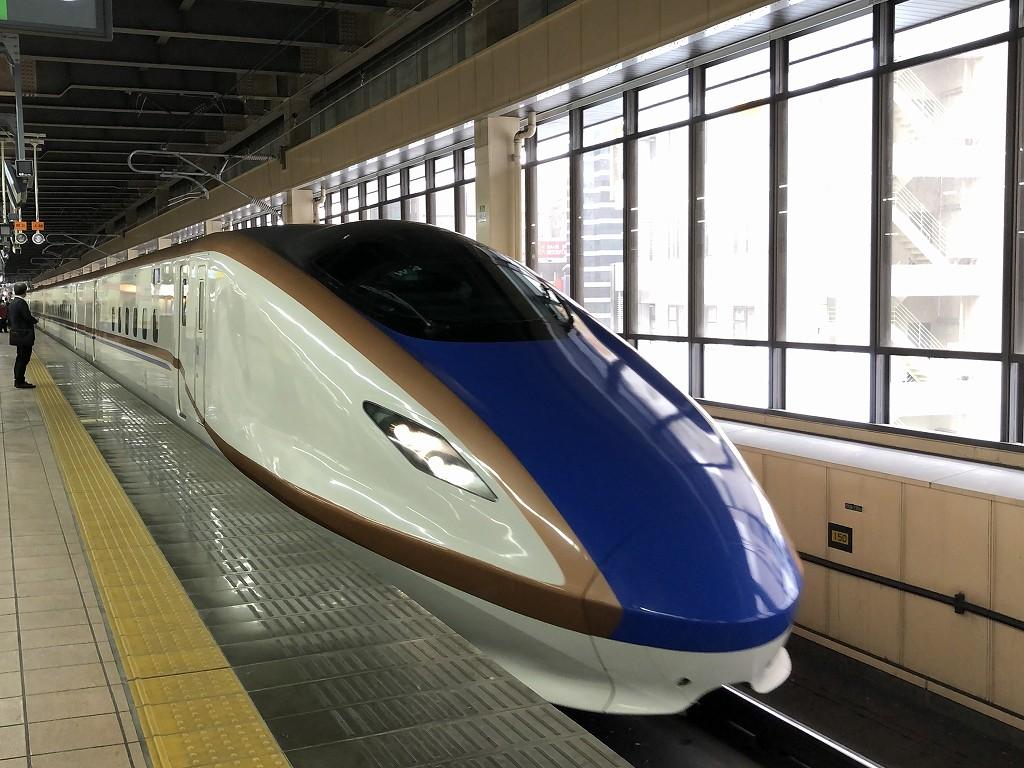 E7系のあさま611号