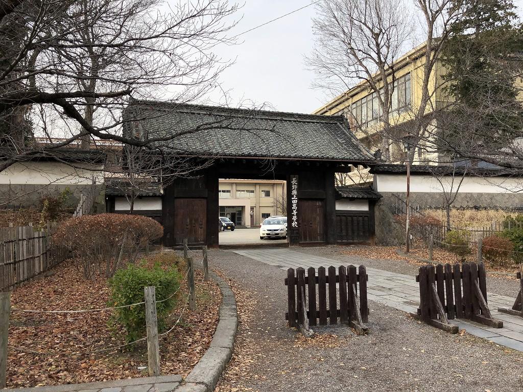 上田藩主居館跡2
