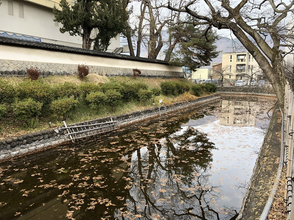 上田藩主居館跡4