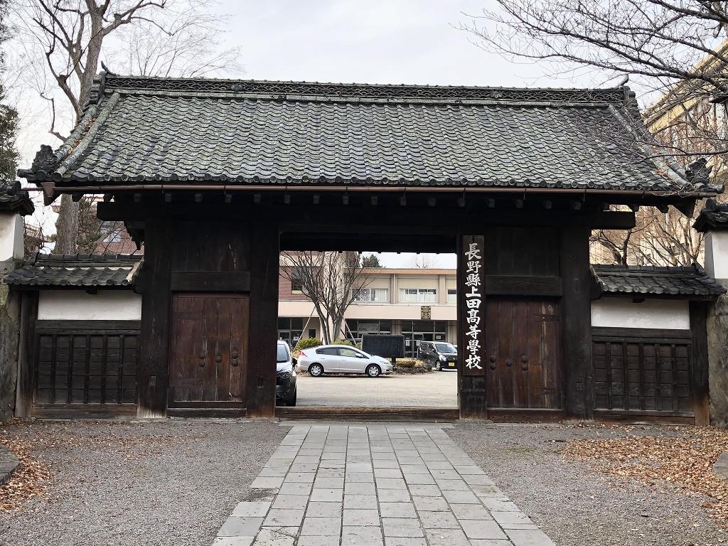 上田藩主居館跡3
