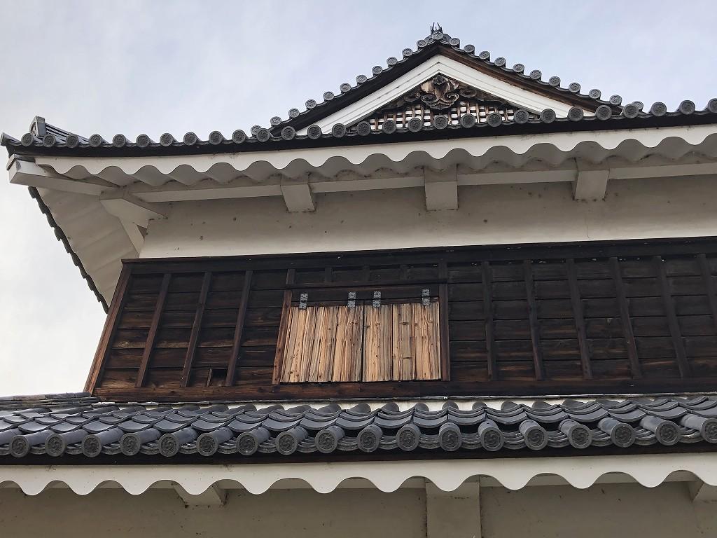 上田城の西櫓3