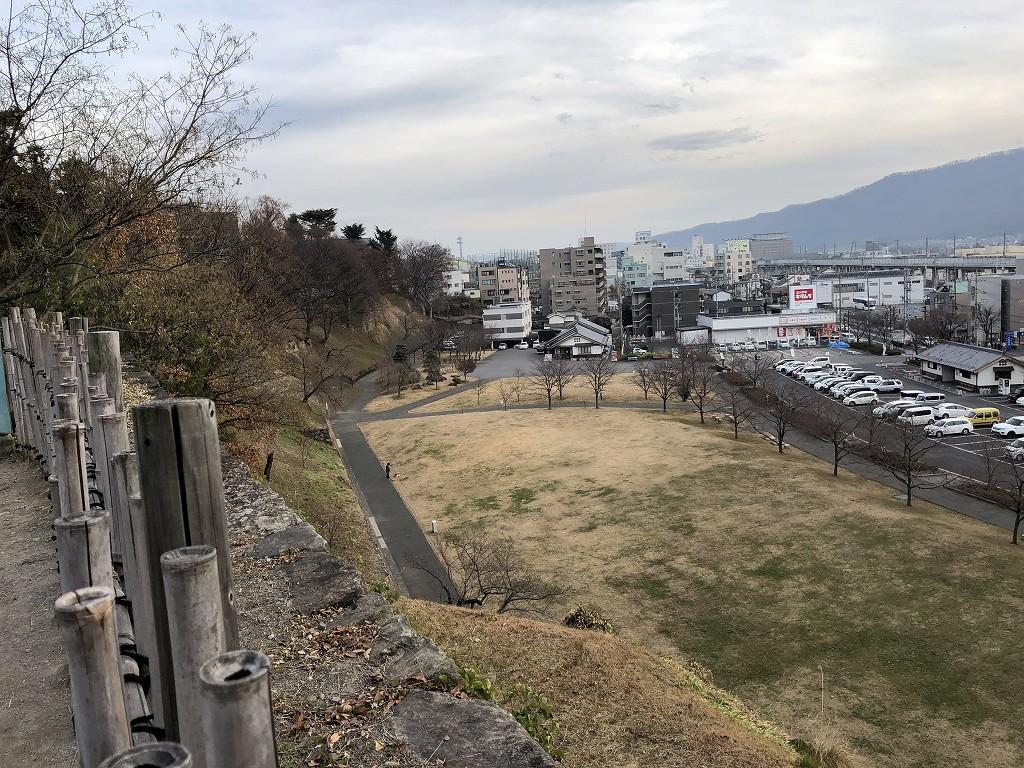 上田城の西櫓5