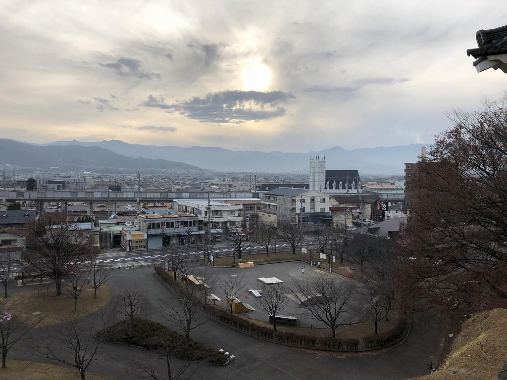 上田城の西櫓4