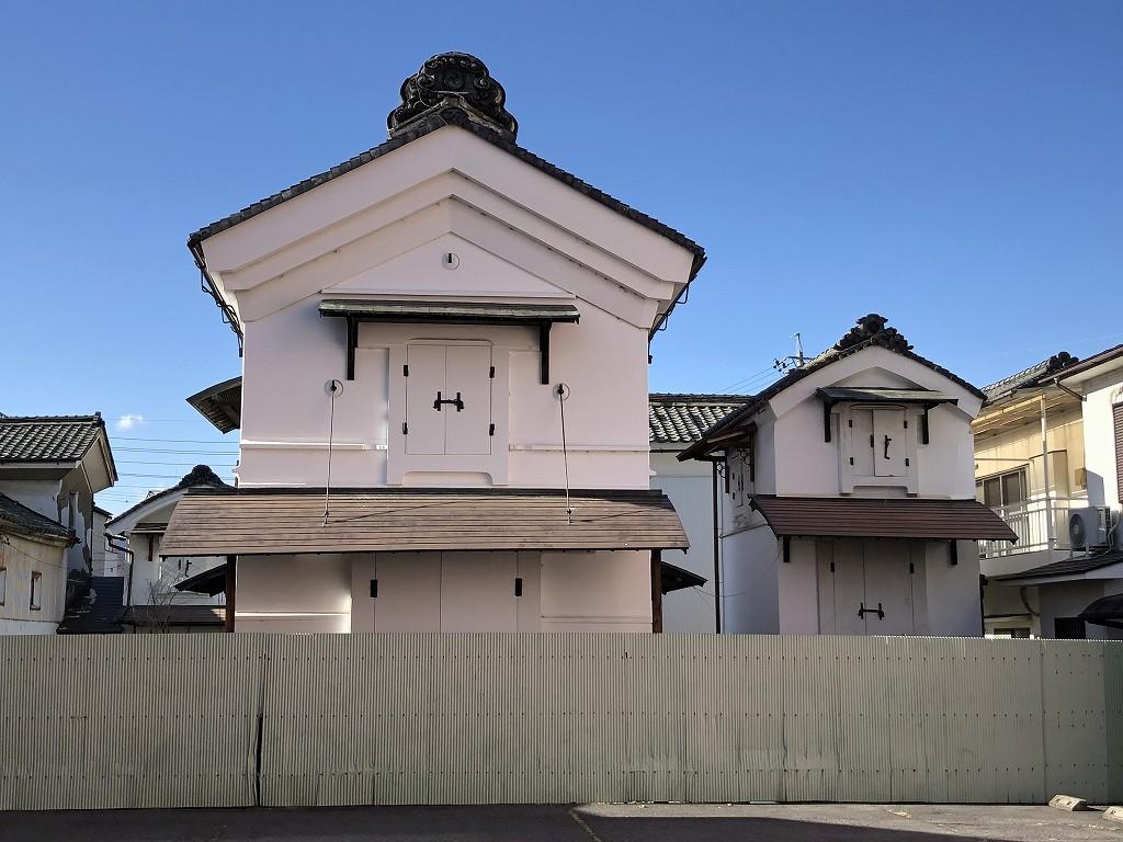 上田市の本物の蔵