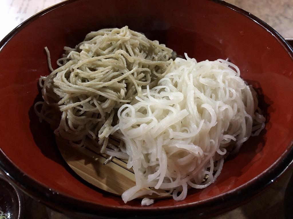 上田のそば屋「おお西」3