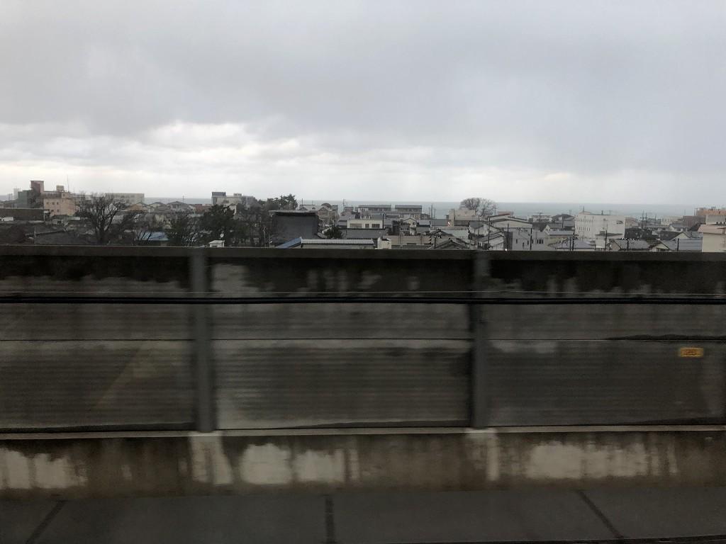 糸魚川駅近辺